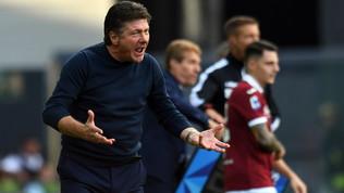 """I tifosi contro Mazzarri: """"Se ne vada, perché cita Chiellini?"""""""