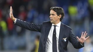 """Lazio, Inzaghi: """"Accetto le critiche, ma vado per la mia strada. Immobile da valutare"""""""