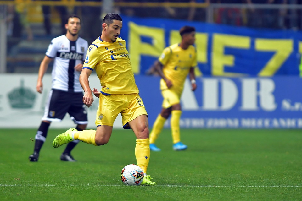 I veneti vincono 1-0 al Tardini nel primo anticipo della 10.a giornata