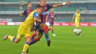 Serie B: il Crotone cade a Verona con il Chievo, pareggia l'Empoli