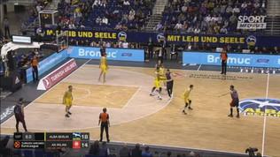 Eurolega: Milano conquista Berlino