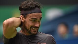 Fognini, ennesima sceneggiata e addio alle ATP Finals