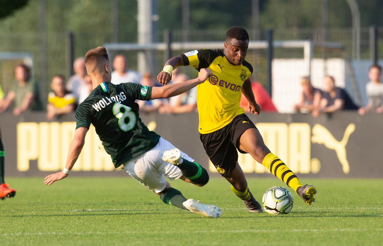 Youssoufa Moukoko (Dortmund)