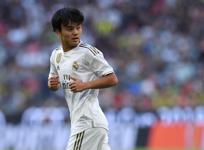 Takefusa Kubo (Real Madrid)