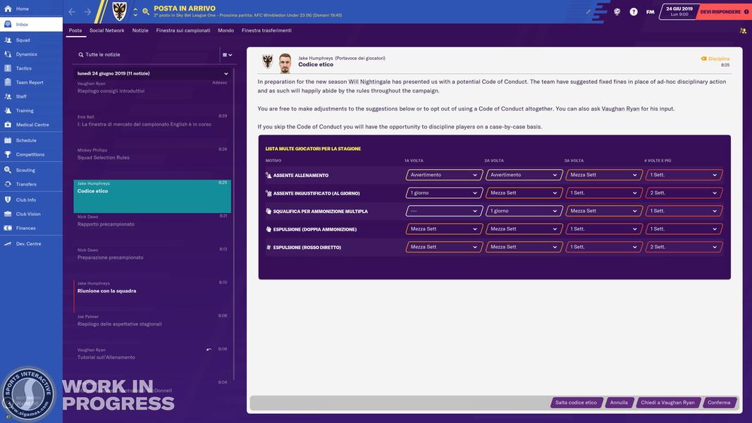 Il gioco manageriale di calcio più famoso è da anni uno strumento utile anche agli addetti ai lavori per capire chi è destinato a...