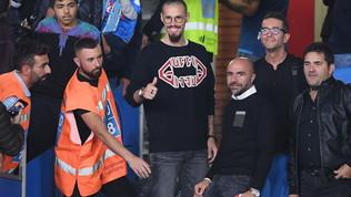 """Il San Paolo riabbraccia Hamsik: """"Una storia d'amore"""""""