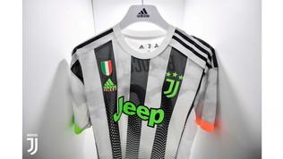 """Juve, maglia """"urban"""" contro il Genoa"""