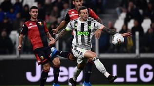 Ronaldo al fotofinish: Genoa steso e vetta