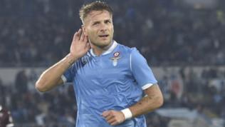 Lazio-Torino: le foto del match