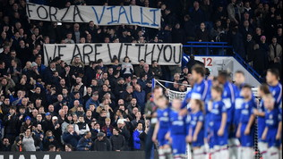 """Il Chelsea non dimentica Vialli: """"Forza, siamo con te"""""""