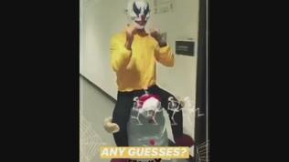 """Juve, Cristiano""""Ronaldo in maschera per Halloween"""
