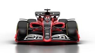 Presentata la Formula 1 che verrà