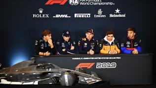 """F1, i piloti in coro: """"Nuove regole? Conta poter lottare di più"""""""