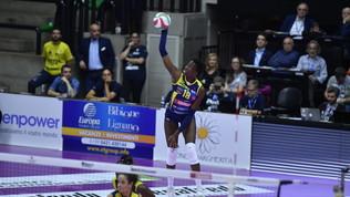 Volley, A1 femminile: Conegliano passa al quinto set, Firenze seconda con Novara