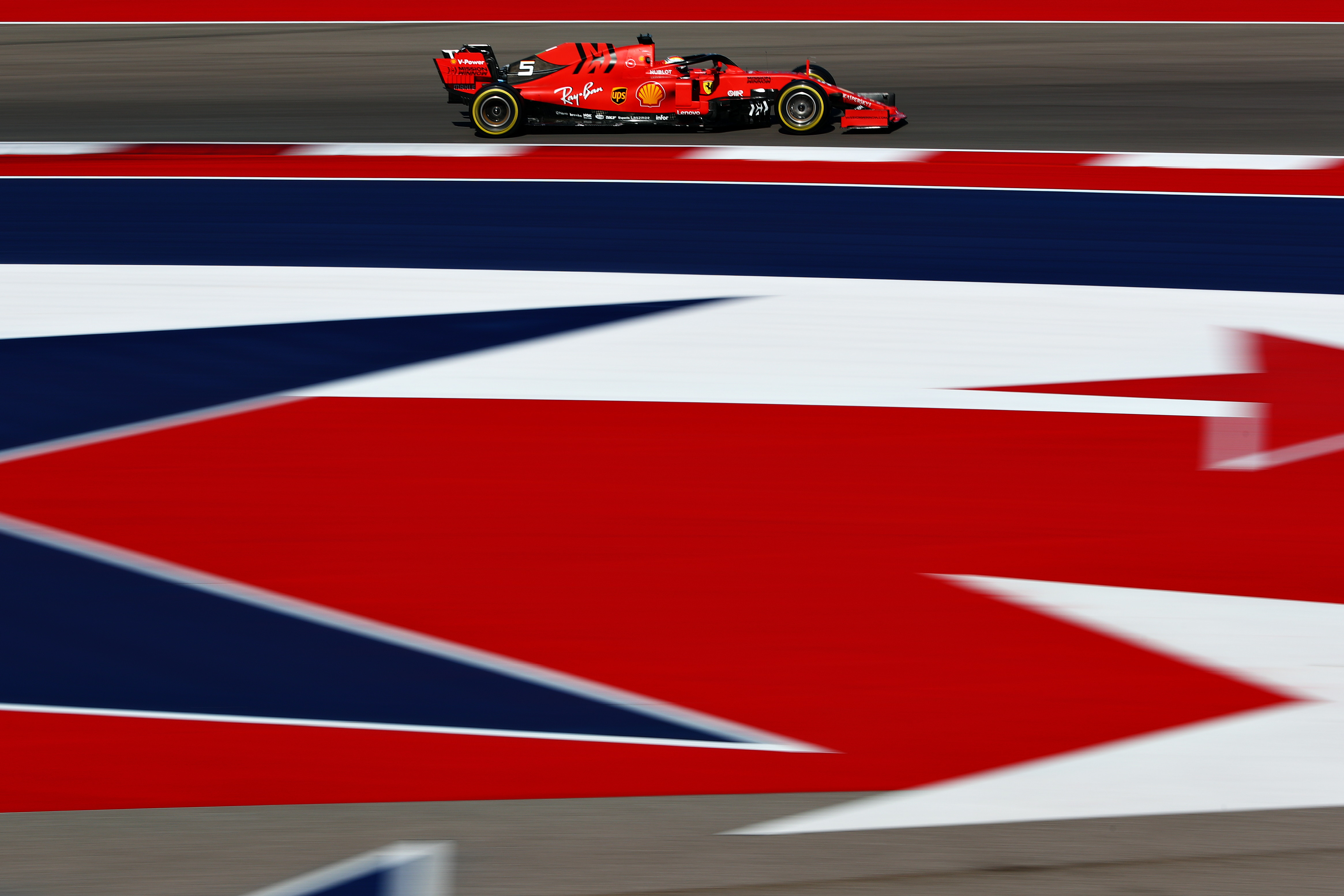 Venerdì di libere ad Austin, al pilota Mercedes basta un 8° posto per laurearsi aritmeticamente campione