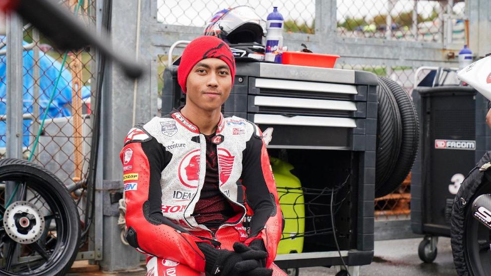 E' morto in gara il giovane pilota indonesiano Munandar