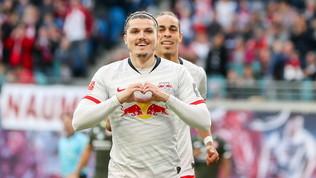 Il Lipsia mette le ali, Mainz travolto con un clamoroso 8-0!