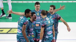 Trionfo Perugia, la Supercoppa è sua: Modena si arrende