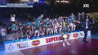 Volley, gioia Perugia