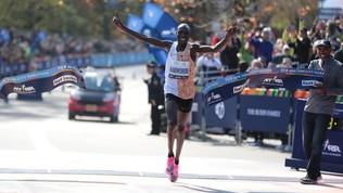 Maratona New York, dominio Kenya: vincono Kamworor e Jepkosgei