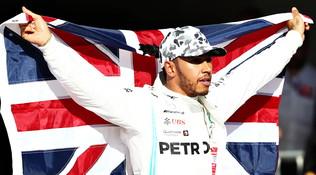 """Lewis non vuole fermarsi: """"Come atleta mi sento al top"""""""