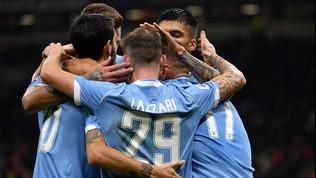 Immobile e Correa stendono il Milan, Lazio al 4° posto