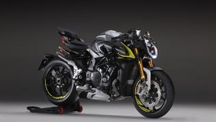La Superbike naked: è la MV AgustaBrutale 1000 RR