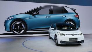 ID.3 via alla produzione: ecco il gioiello Volkswagen