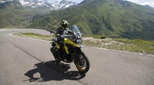 """Suzuki V-STROM 1050, nuova """"Master of Adventure"""""""