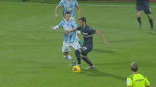 Serie A, Spal-Sampdoria 0-1: gli highlights