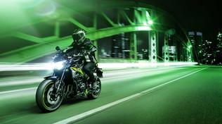 La Kawasaki Z900 si rifà il look