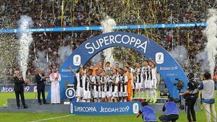 Supercoppa italiana: decisa la data di Juve-Lazio