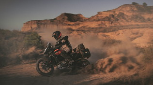 KTM 390 Adventure: porta d'ingresso per l'avventura