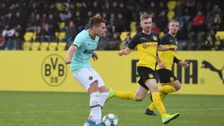Youth League: Borussia Dortmund-Inter 2-1