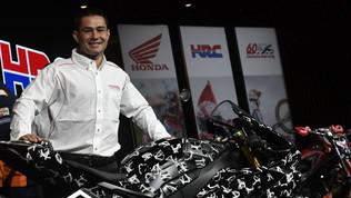 Superbike, Haslam sulla seconda Honda ufficiale