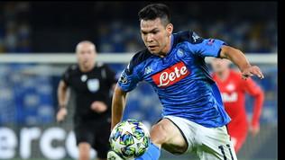 Napoli, qualificazione rimandata: Lozano riprende il Salisburgo