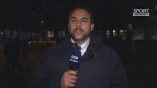 Dortmund-Inter: si salvano solo in tre, male Skriniar