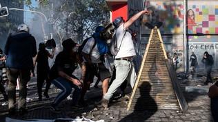 Proteste in Cile, Flamengo-River si giocherà in Perù