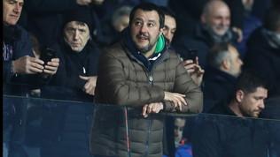 """Salvini controcorrente: """"Balo non è un modello. Nazionale? Tanti meglio di lui"""""""