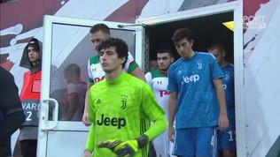 Youth League: Lokomotiv Mosca-Juventus 0-1