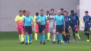 Youth League: Atalanta-Manchester City 1-0