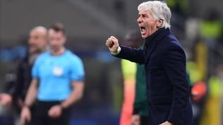"""Atalanta, Gasperini: """"Sappiamo giocare a calcio, siamo ancora vivi"""""""