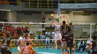 Trento riparte da Vibo Valentia, Perugia piega Monza al tie-break