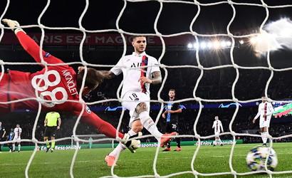 L'argentino, ancora in gol, regala la qualificazione agli ottavi di Champions ai parigini