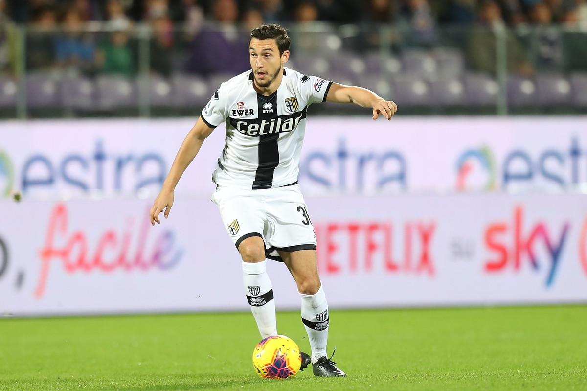 Darmian (Parma): in difesa l'allarme è meno marcato ma Conte gradirebbe un esterno in più, l'ex United da mesi è abbinato ai nerazzurri