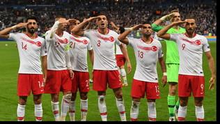 """Turchia, Erdogan attacca l'Uefa: """"Atteggiamento discriminatorio nei nostri confronti"""""""