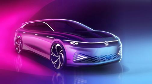 La famiglia Volkswagen ad emissioni zero dellaID, appena inaugurata la produzione della ID.3, potrebbe presto allargarsi con una shooting brake: la Space Vizzion. Sarà presentata a Los Angeles ma sono usciti dei teaser per capirne il design: viene definita slanciata come una GT ma spaziosa come una SUV. Garantirà 590 km di autonomia e sarà sul mercato nel 2021.