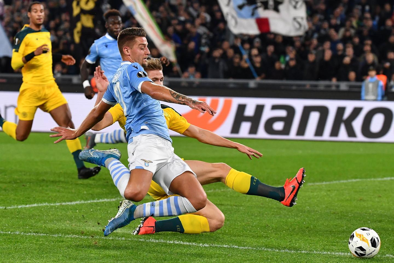 Nella 4a giornata di Europa League, la Lazio perde 2-1 contro il Celtic ed è quasi fuori dalla competizione. All'Olimpico biancocelesti sub...