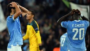 Forrest e Ntcham fanno piangere la Lazio,Inzaghi è quasi fuori