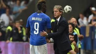 Nazionale, Balotelli non convince Mancini